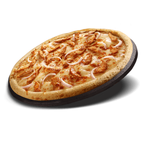 Spicy Chicken Pizza - Domino's - Dr Bake Pakistan Send gifts to Lahore, Karachi, Islamabad, Pakistan