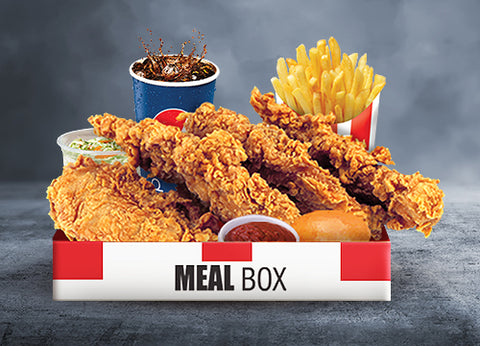 KFC's Boneless Box - Dr Bake Pakistan Send gifts to Lahore, Karachi, Islamabad, Pakistan