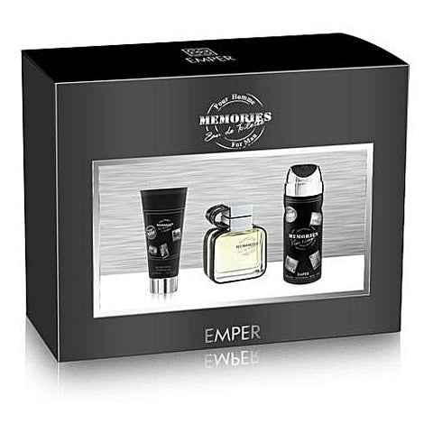 Send Memories Emper Gift Set (Only For Lahore) to Pakistan with DrBake.pk