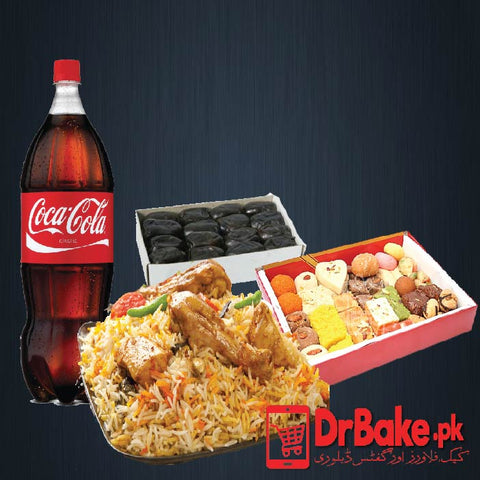 Send Iftar Deal for 2 Person to Pakistan | DrBake.pk