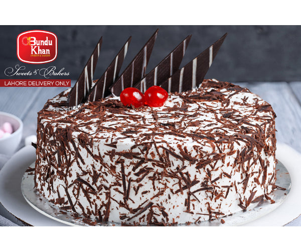 Black Forest Cake - Bundu Khan Lahore