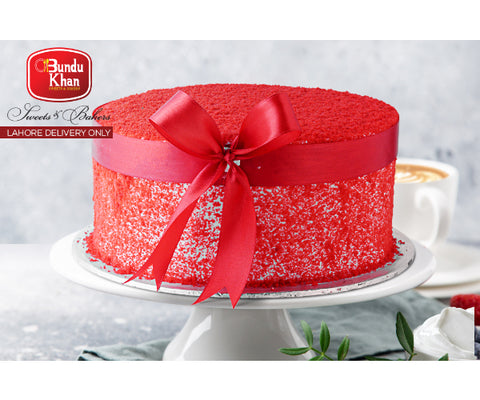 Red Velvet Cake - Bundu Khan Lahore