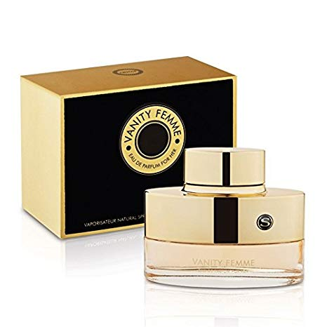 Armaf Vanity Femme Perfume For Women - Dr Bake Pakistan Send gifts to Lahore, Karachi, Islamabad, Pakistan