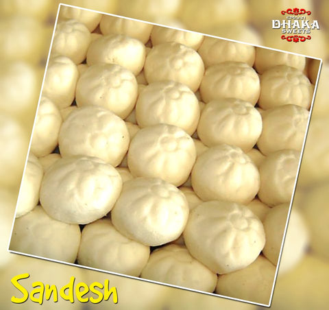 1kg Sandesh - Emaan Dhaka Sweets - Dr Bake Pakistan Send gifts to Lahore, Karachi, Islamabad, Pakistan