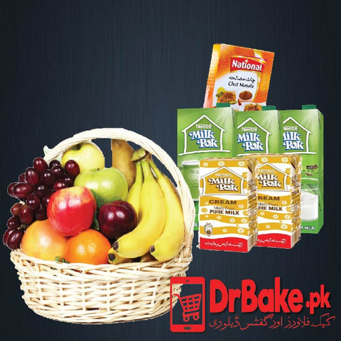 Fruit Chaat Deal - Dr Bake Pakistan Send gifts to Lahore, Karachi, Islamabad, Pakistan