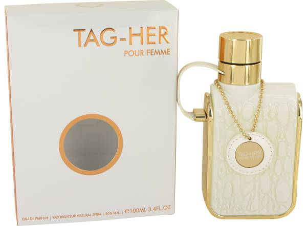 Send Armaf Tag Her Perfume 100ml For Women (Only For Lahore) to Pakistan