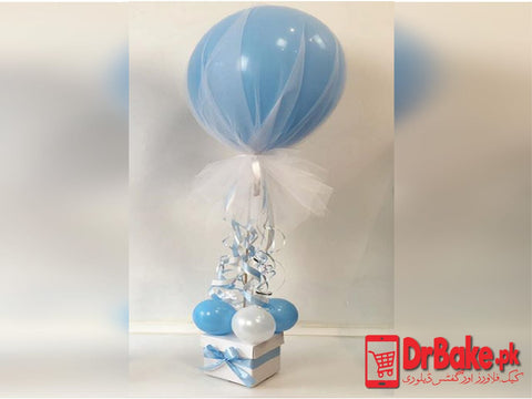Surprise Balloons Box - Dr Bake Pakistan Send gifts to Lahore, Karachi, Islamabad, Pakistan