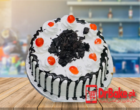 Black Forest Cake 1 lbs-Lahore-Gourmet Bakery