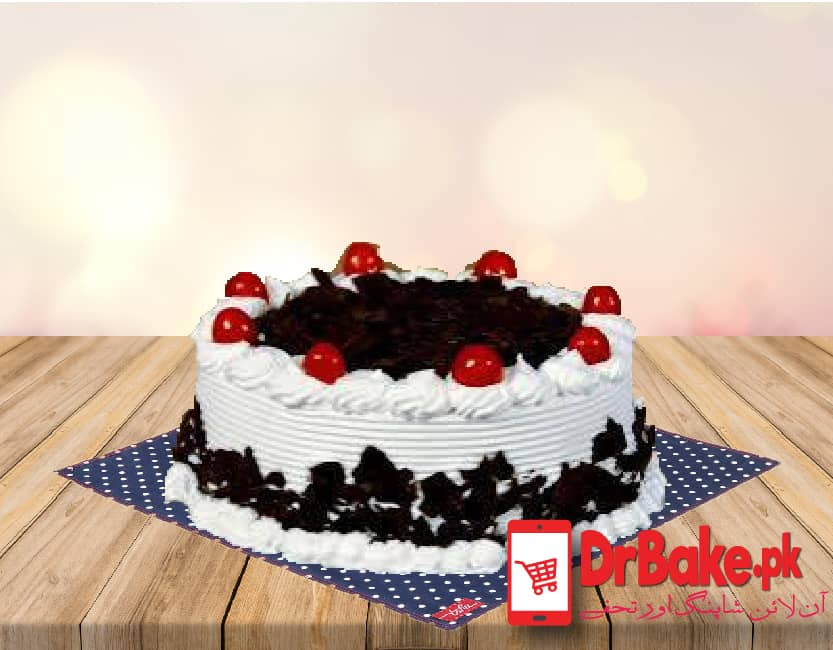 Black forest cake-Mj's bakery-Islamabad/Rawalpindi - Dr Bake Pakistan Send gifts to Lahore, Karachi, Islamabad, Pakistan