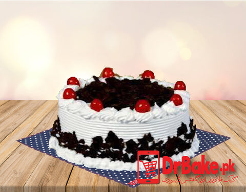 Send Black Forest Cake To Lahore of Falettis Hotel | DrBake.pk
