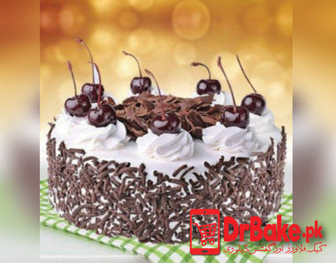 Black Forest Cake-Bread & Beyond-Lahore