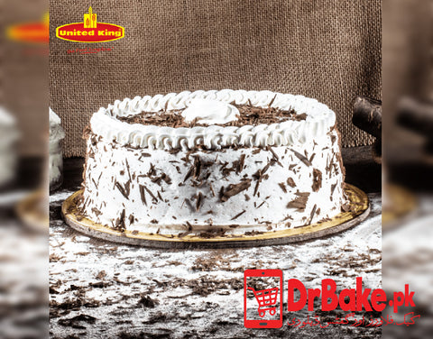 Black Forest Cake-Karachi-United King Bakery - Dr Bake Pakistan Send gifts to Lahore, Karachi, Islamabad, Pakistan