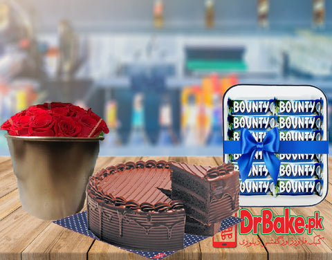 Send Bounty Tray Deal to Pakistan with DrBake.pk
