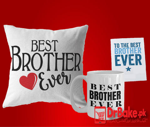Brother Deal - Dr Bake Pakistan Send gifts to Lahore, Karachi, Islamabad, Pakistan