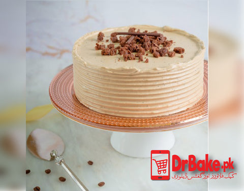 Send Lals Bakery Cappucino Cake to Karachi with DrBake.pk
