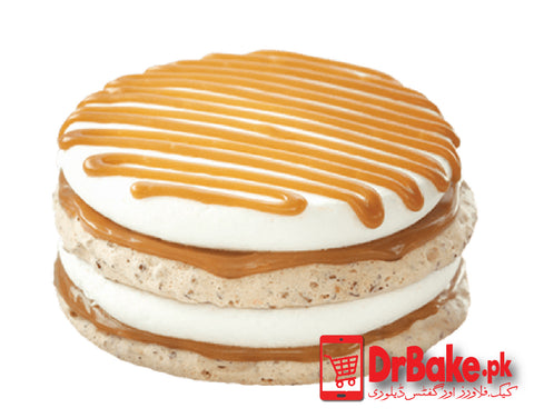 Send Coffee Crunch Cake to Karachi with DrBake.pk