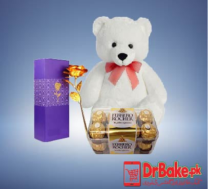 Ferrero Rocher With Teddy Bear Deal