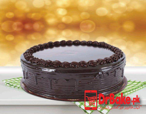 Chocolate Fudge Cake-Bread & Beyond Bakery-Lahore - Dr Bake Pakistan Send gifts to Lahore, Karachi, Islamabad, Pakistan