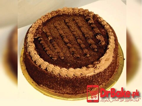 Send Brownie Cake To Islamabad and Rawalpindi of Mj's Bakery| DrBake.pk