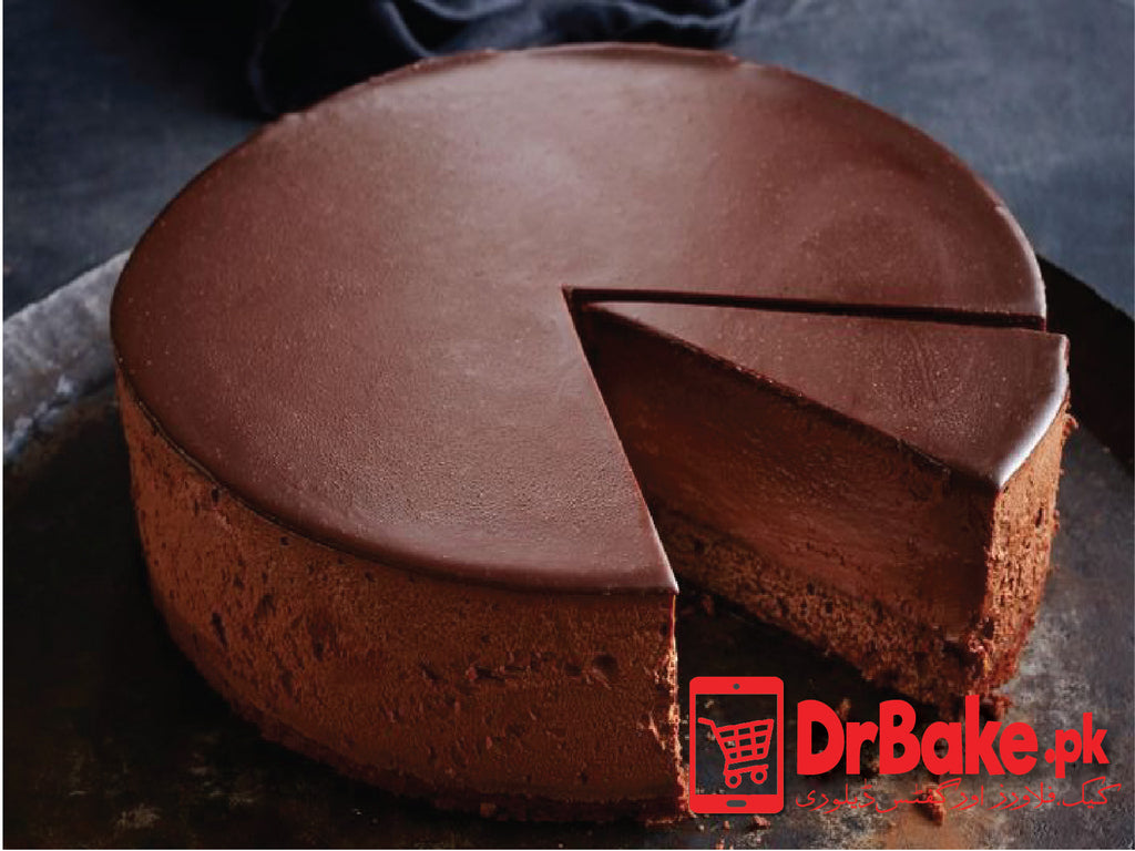 Send Chocolate Mouse Cake To Islamabad and Rawalpindi with DrBake.pk