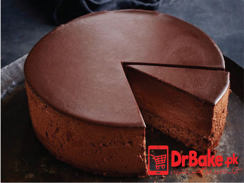 Chocolate Mousse Cake-Rahat Bakery-Rawalpindi/Islamabad - Dr Bake Pakistan Send gifts to Lahore, Karachi, Islamabad, Pakistan