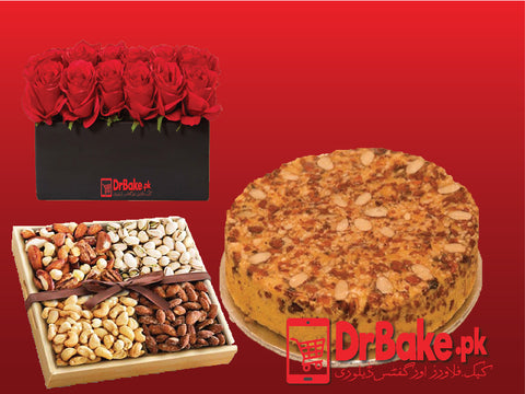 Send Christmas Gifts to Pakistan with DrBake.pk