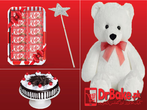 Send Chocolaty Christmas Deal to Pakistan with DrBake.pk