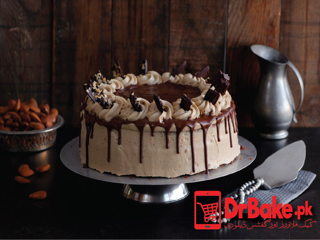 Send Coffee Cake To Islamabad and Rawalpindi of Mj's Bakery | DrBake.pk
