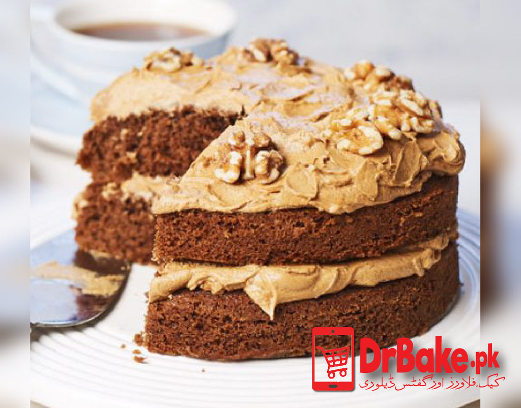 Send Coffee Cake To Lahore of Holiday Inn | DrBake.pk