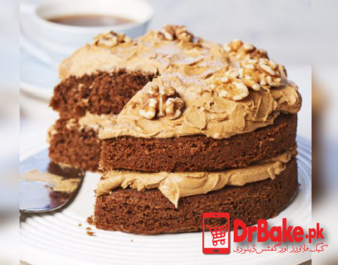 Coffee Cake-Holiday Inn-Lahore - Dr Bake Pakistan Send gifts to Lahore, Karachi, Islamabad, Pakistan