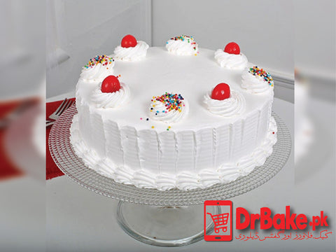 Send Cream Cake To Islamabad and Rawalpindi with DrBake.pk