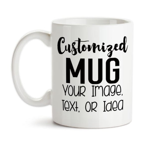 Send Customized Mug To Pakistan | DrBake.pk