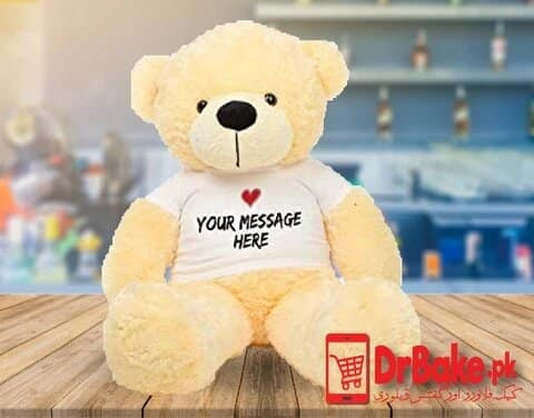Send Customized Teddy Bear to Pakistan with DrBake.pk