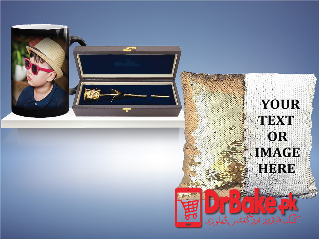 Send Customized Gifts to Pakistan with DrBake.pk