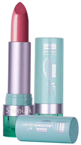 Velvet Sensation Lipstick Strawberry Cheesecake - Dazz Matazz