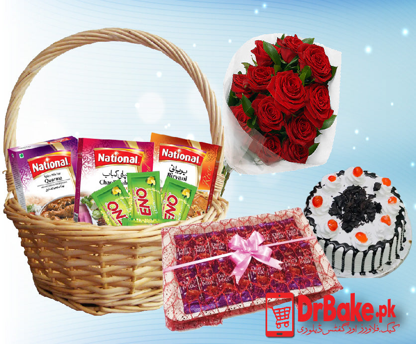 Mini Chatkhara Deal - Eid Special - DrBake.pk Send gifts to Lahore, Send gifts to Karachi, Send gifts to Islamabad, Send gifts to Rawalpindi