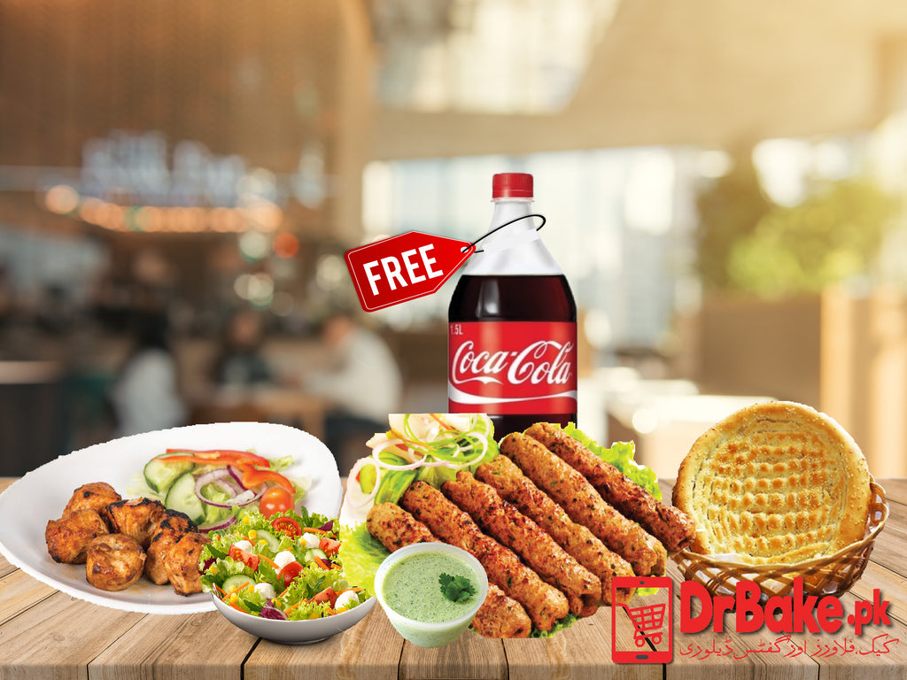 Deal For 2 Person - Dr Bake Pakistan Send gifts to Lahore, Karachi, Islamabad, Pakistan