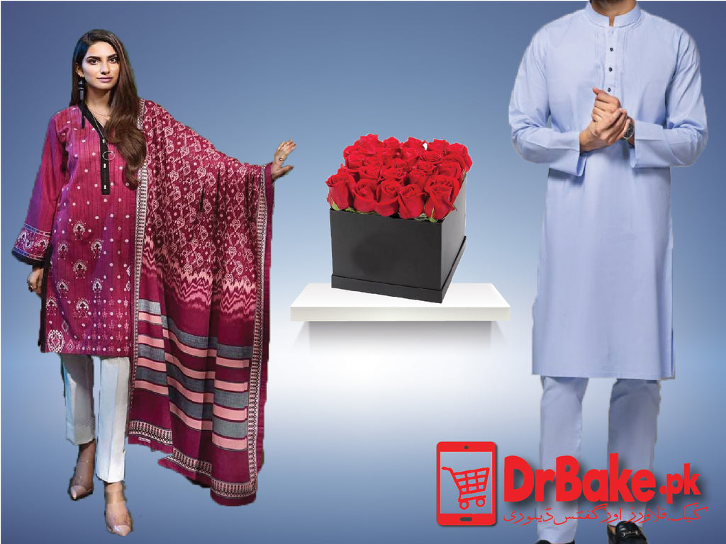Deal For Man & Woman - Dr Bake Pakistan Send gifts to Lahore, Karachi, Islamabad, Pakistan