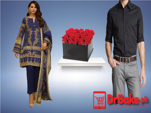 Deal For Woman & Man - Dr Bake Pakistan Send gifts to Lahore, Karachi, Islamabad, Pakistan