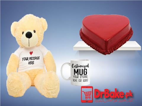 Deal for Loved Ones - Dr Bake Pakistan Send gifts to Lahore, Karachi, Islamabad, Pakistan