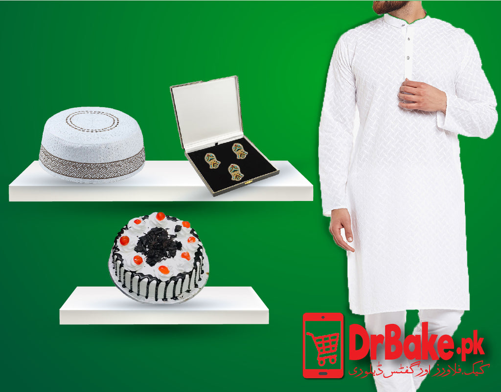 Send Deal For Men to Pakistan with DrBake.pk