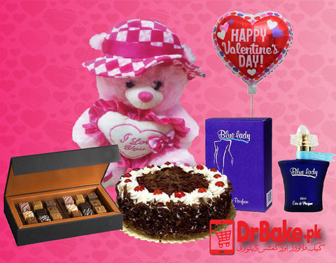Special Deal For Women - Valentine's Day Special - Dr Bake Pakistan Send gifts to Lahore, Karachi, Islamabad, Pakistan
