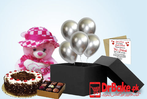 5 Stars Deal - Friendship Day Special (Only For Lahore) - Dr Bake Pakistan Send gifts to Lahore, Karachi, Islamabad, Pakistan