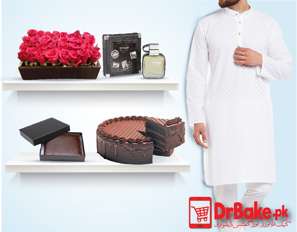 Gift For Father - Dr Bake Pakistan Send gifts to Lahore, Karachi, Islamabad, Pakistan