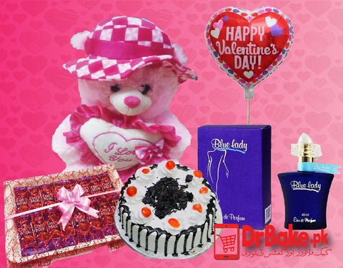Women Hit Deal - Valentine's Day Special - Dr Bake Pakistan Send gifts to Lahore, Karachi, Islamabad, Pakistan