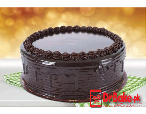 Death By Chocolate Cake-Bread & Beyond-Lahore - Dr Bake Pakistan Send gifts to Lahore, Karachi, Islamabad, Pakistan