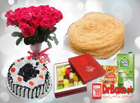 Smart Eid Deal - Dr Bake Pakistan Send gifts to Lahore, Karachi, Islamabad, Pakistan