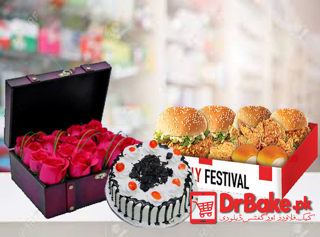 Father's Day Food Deal - Dr Bake Pakistan Send gifts to Lahore, Karachi, Islamabad, Pakistan