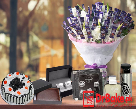 Gift For Husband - Dr Bake Pakistan Send gifts to Lahore, Karachi, Islamabad, Pakistan