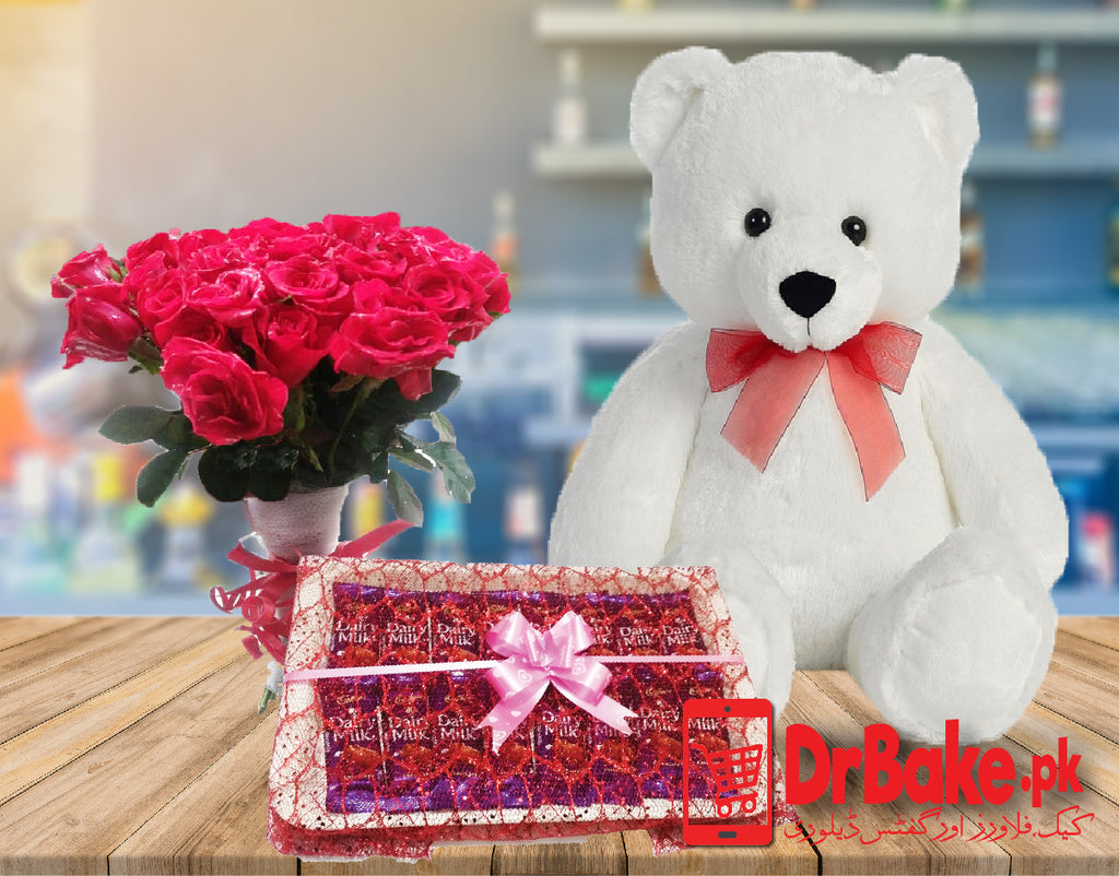 Love Deal - Dr Bake Pakistan Send gifts to Lahore, Karachi, Islamabad, Pakistan